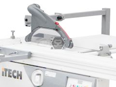Overhead Saw Guard Assembly