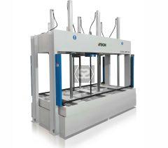 iTECH TA48A Cold Press 10x5ft 100t