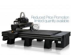 TigerTec TR510 10x5 CNC Router UK with HSD Spindle