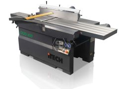 iTECH DUO 450 Planer Thicknesser with Spiral Block