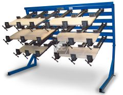 JLT 24 Panel Clamp For Solid  Wood Edge Laminating
