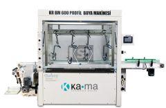 KR BM 600 Profile Moulding Auto Spray Machine