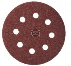 Kling-on Discs Diam:125  G=240 PS 22 K Qty=50