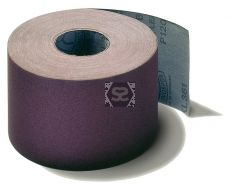 50 m x 100mm Abrasive Paper Roll 80grit