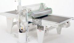 Leif & Lorentz Brushing Unit for Curtain coater