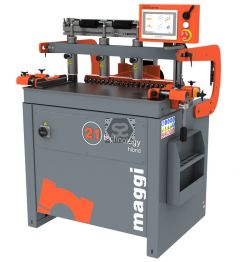 Maggi BS 21 Hybrid NC Drilling Machine
