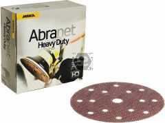 Mirka Abranet Heavy Duty 150mm 15 Hole 60 qty: 25