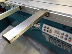 Secondary Panel Support for Sliding Table Saw