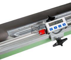 Morso Digital Stop for F Mitre Machines 1500mm