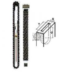 Chain Mortise  Set S=6 T=40 U=150 mm