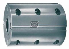 OMAS Planing Block with reversable knives d=40 180