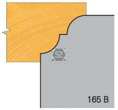 OMAS 394 Pair of Profile Cutters 165B