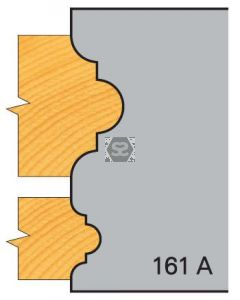 OMAS 394 Pair of Profile Limiters 161A
