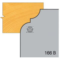 OMAS 394 Pair of Profile Limiters 166B