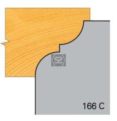 OMAS 394 Pair of Profile Limiters 166C
