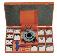 OMAS Multi Profile Spindle Moulder Set d=30