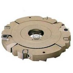 OMAS Adjustable Groover d=31.75 D=160 Z=4 B=16-27