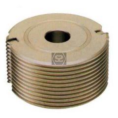 OMAS Glue Joint Cutter Head d=31.75 D=125 Z=2 V= B