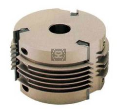 "OMAS K428F Glue Joint Cutter Head d=1 1/4"" B=80"