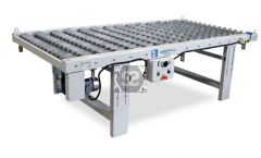 Osama TDM Motorised Disc Roller Table 3000x1600