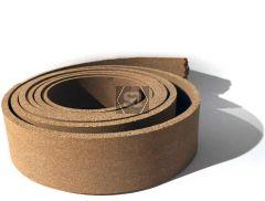 30mm Wide Rubber Cork /m