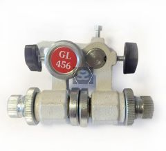 GL456 Bandsaw Guide Bottom D max=600 B max=25