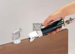 Pizzi 0017 Glue Edge Applicator Nozzle 20/40mm