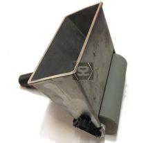 Pizzi 00051 180mm Grey Hand Glue Spreader
