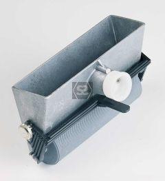 Pizzi 0052 180mm Grey Glue Roller Applicator