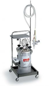 Pizzi 0165 Glue Applicator for Metered Application