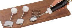 Pizzi 0195  Pizzi Roller Spatula L=40mm