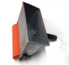Pizzi 9951 180mm Hand Glue Spreader [Orange Foam]