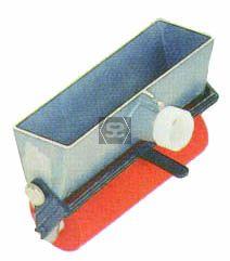 Pizzi 9952 180mm Orange Glue Roller [for tank]