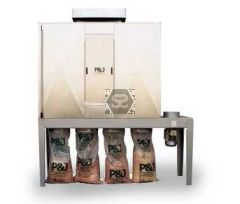 P&J 4 Bag 16 Filter 7.5kw External Dust Extractor