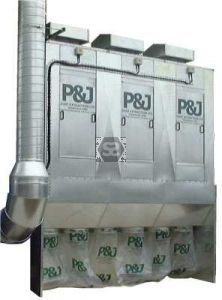 PJM3-72S-6B-E Modular Dust Unit External
