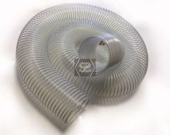 PVC Flexible Dust Extraction Hose L=3m D=127 mm