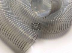 Flexible PVC Extraction Ducting L=15m D=152 mm