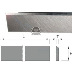 HSS Planer Blade L= 230 x 30 x 4mm