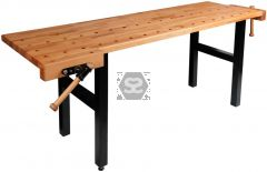 Pinie Bench Hobby 2-2/19 FLEXI with 2 Vices