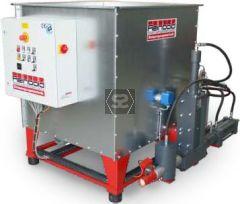 Reinbold 30SV Briquette Machine 5.5 Kw 50kg/h