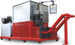 Reinbold RB400 Briquette Machine 30 Kw 230-400kg/h