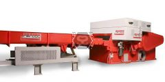 Reinbold RHZ 400-1300 Series Horizontal Shredders