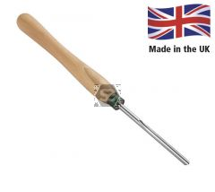 "RECORD 103540 1/4"" Spindle Gouge (12"" Handle)"