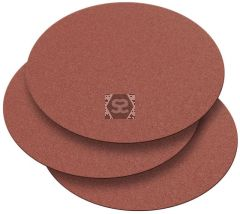 RECORD DS300/G1-3PK 300mm 60 Grit 3 Pack of Self A