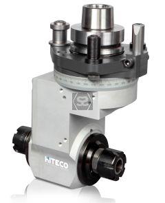 Hiteco TwinPro CNC Lock Mortise Aggregate Weeke