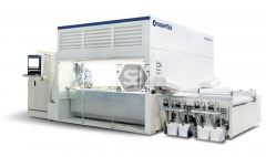 Superfici Magnum Spraying Machine Coater
