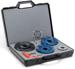 Stark Adjustable Multi Profile TG&V Set d=30