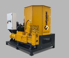 Salvamac Heavy Duty Briquetting Press 70Kg/h