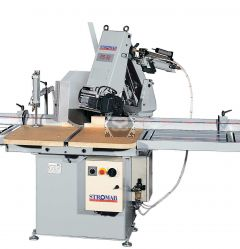 Stromab PS50/OP Pneumatic Pendulum Crosscut Saw