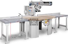 Stromab US11 500mm Universal Radial Arm Saw ZM292